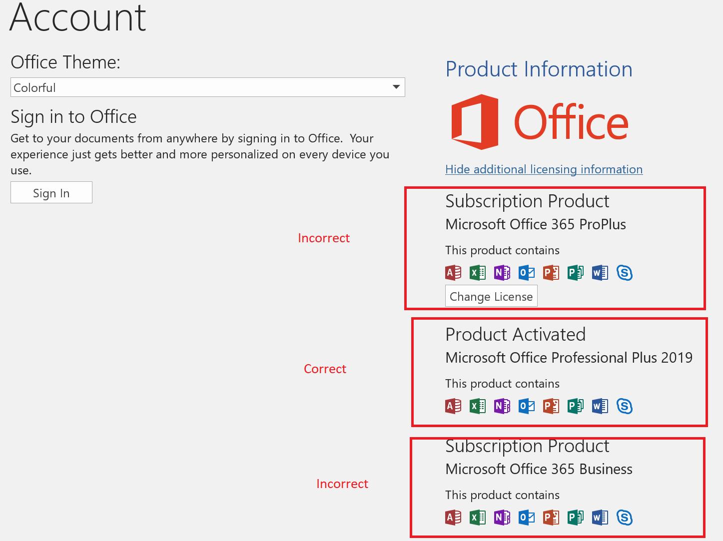 Microsoft Office Professional Plus 2019 Product Key + Crack Free
