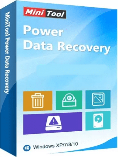 Minitool Power Data Recovery 8.8 Crack Keygen Full Download