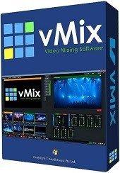 vMix Pro 23.0.0.57 Crack Full Version + Reg Key 2020 [Mac/Win]