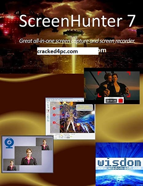 ScreenHunter Pro 7.0.1107 With Crack & License Key [Latest]