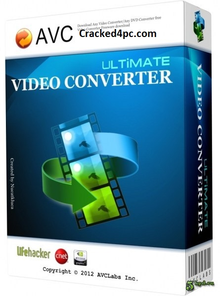 Any Video Converter Ultimate 7.0.4 Crack With License Key Download