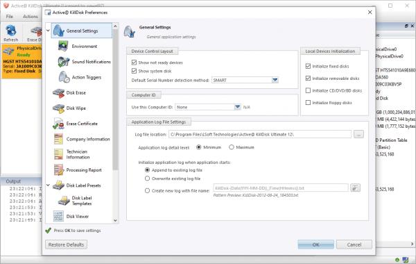 Active KillDisk Ultimate 14.0.15 Crack Latest Version Free Download
