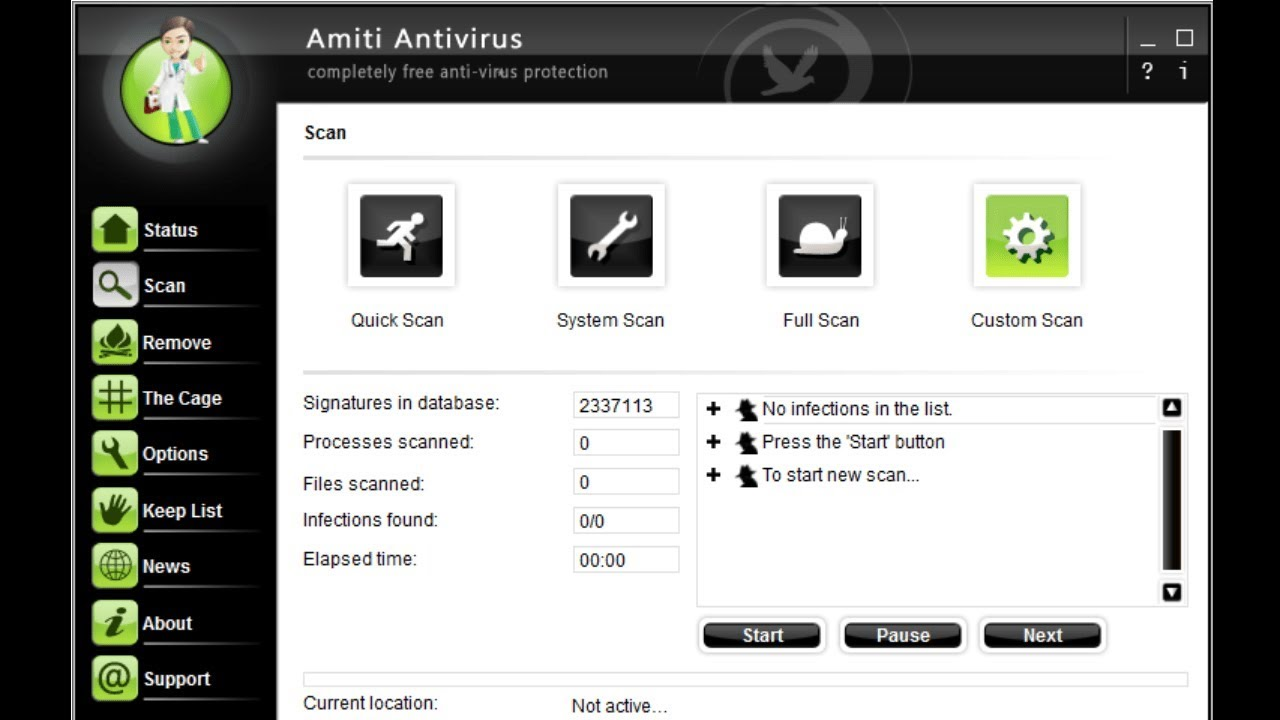 Amiti Antivirus 25.0.800 Crack with License Key Download 2021