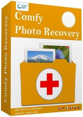 Comfy Photo Recovery [5.7] Crack + Serial Key Latest Version 2021