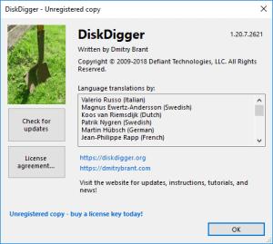 DiskDigger 1.43.67.3083 Crack + License Key 2021 Free Download