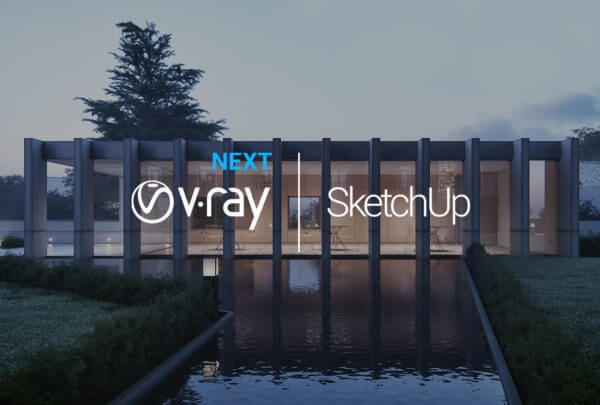 VRay Next 5.10.02 For SketchUp With Crack Free Download 2021