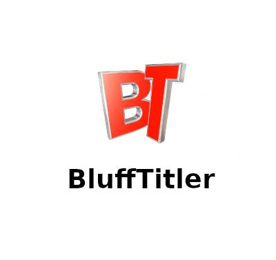 BluffTitler Ultimate 15.3.0.6 Crack & License Key 2021 Download
