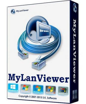 MyLanViewer 4.27.0 Enterprise Crack Full Version 2021