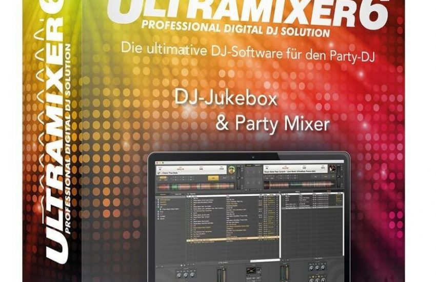 UltraMixer Pro