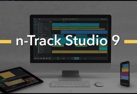 n-Track Studio Suite 9.1.5.4700 Crack Multilingual 2022 Latest Version